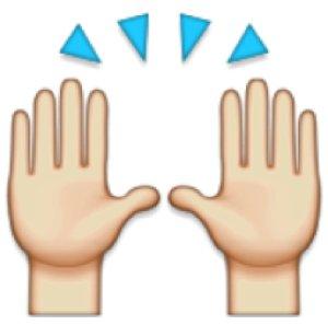 praise-hand-emoji