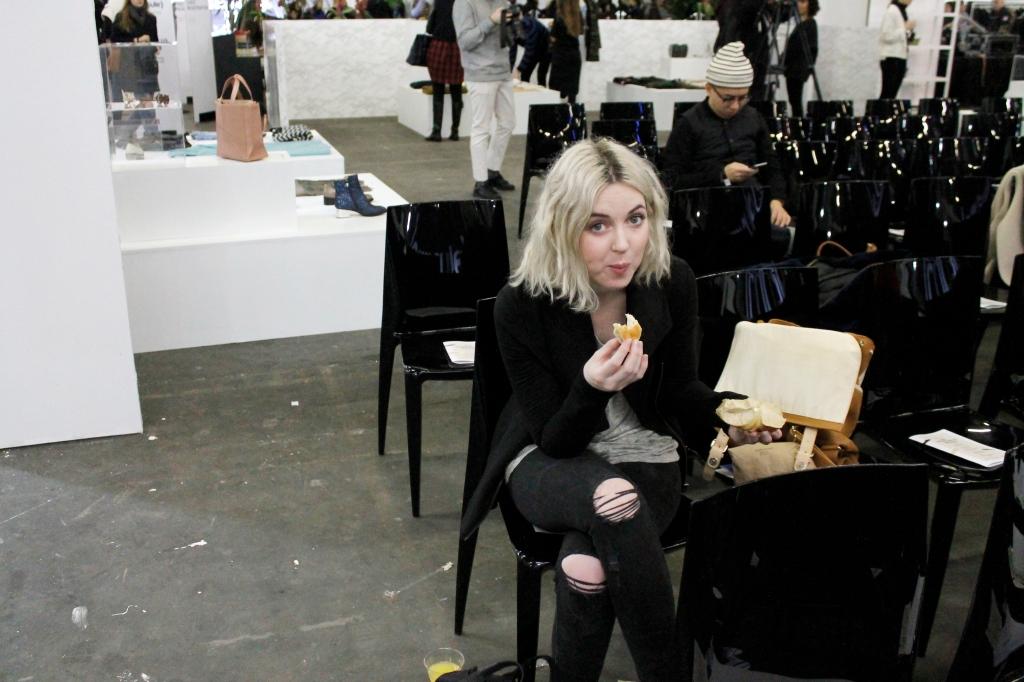 Chelsea's tenth bagel